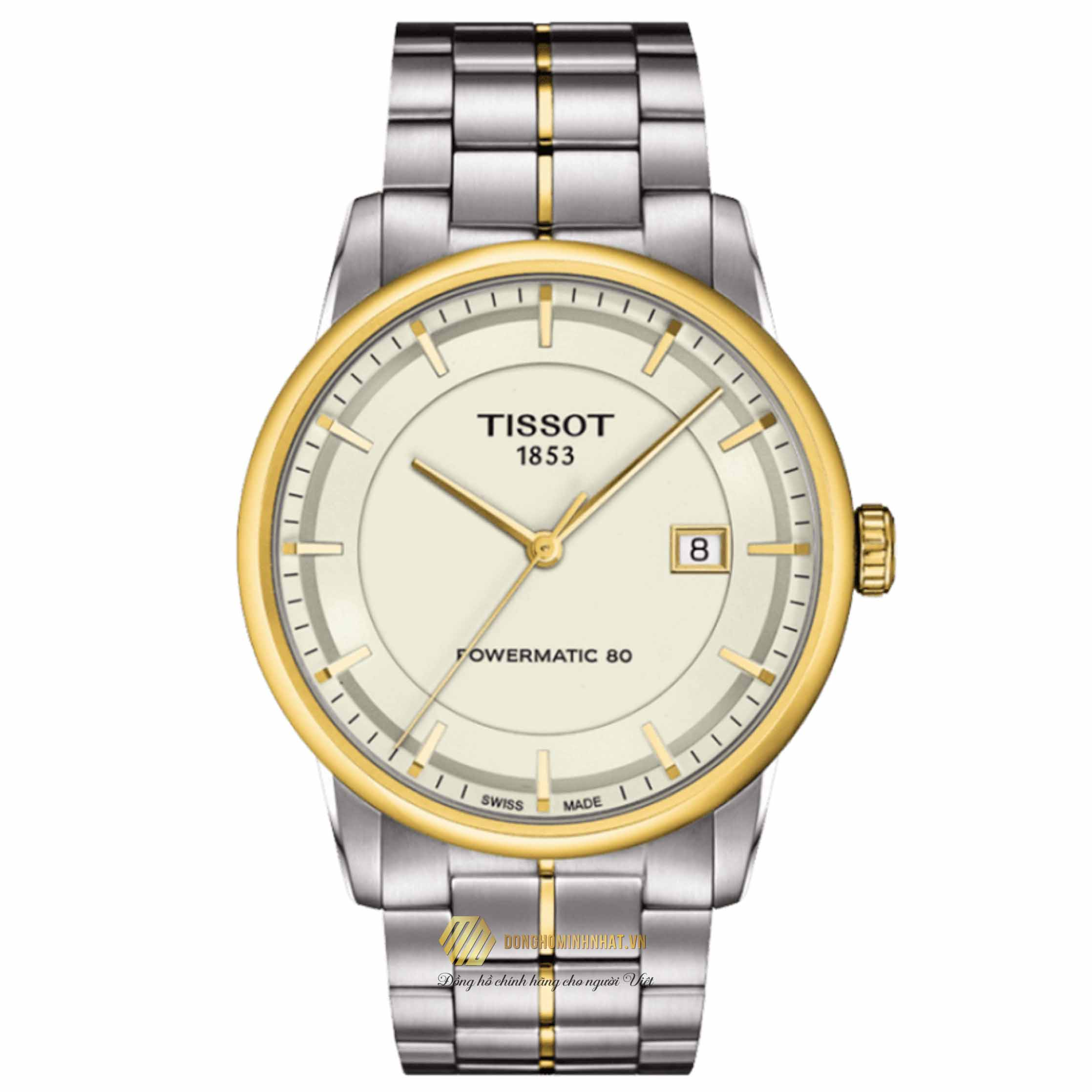 ĐỒNG HỒ TISSOT LUXURY AUTOMATIC T086.407.22.261.00