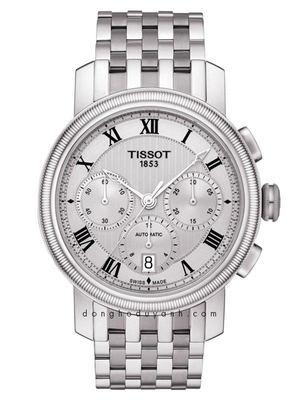 TISSOT BRIDGEPORT AUTOMATIC CHRONOGRAPH T097.427.11.033.00