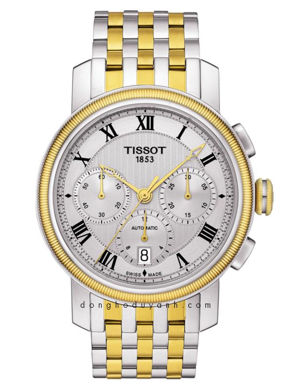 TISSOT BRIDGEPORT AUTOMATIC CHRONOGRAPH T097.427.22.033.00