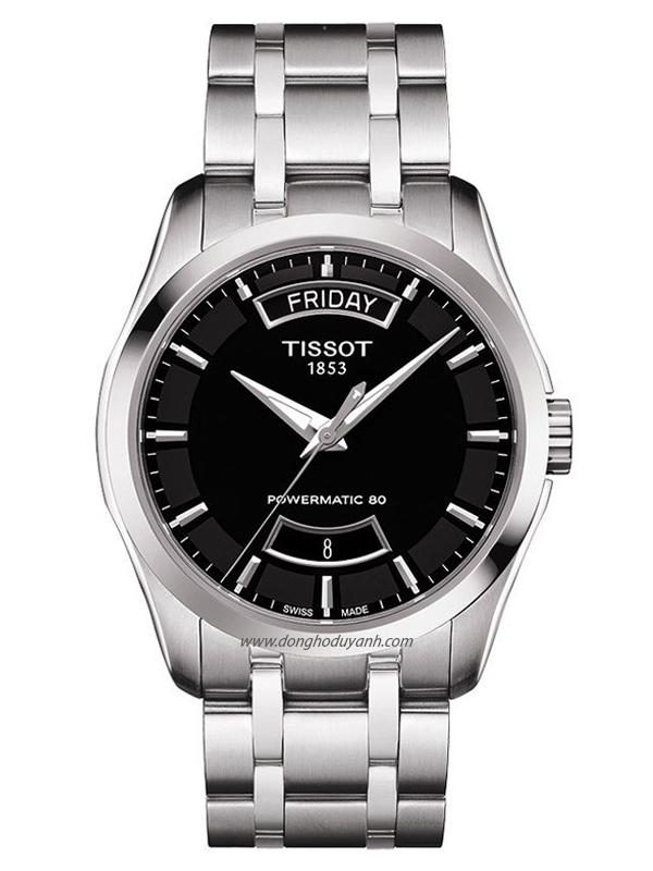 TISSOT COUTURIER POWERMATIC 80 T035.407.11.051.01