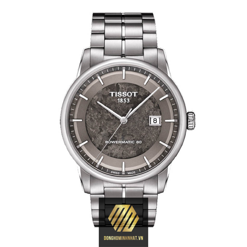 TISSOT LUXURY POWERMATIC 80 T086.407.11.061.10