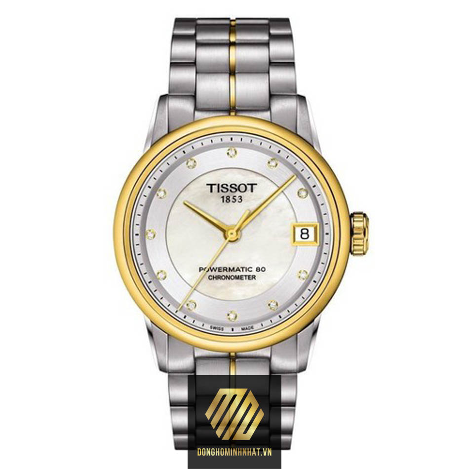 TISSOT LUXURY POWERMATIC 80 T086.408.22.036.00