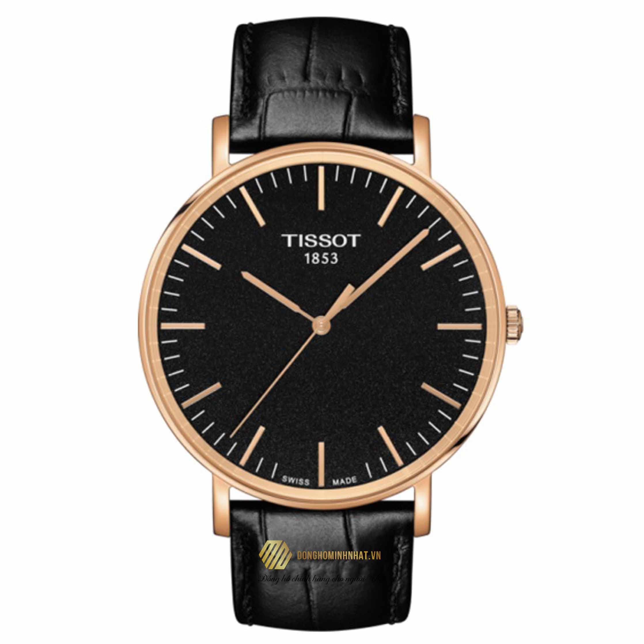 ĐỒNG HỒ TISSOT NAM EVERYTIME LARGE T109.610.36.051.00 SLIVER DAIL WATCH