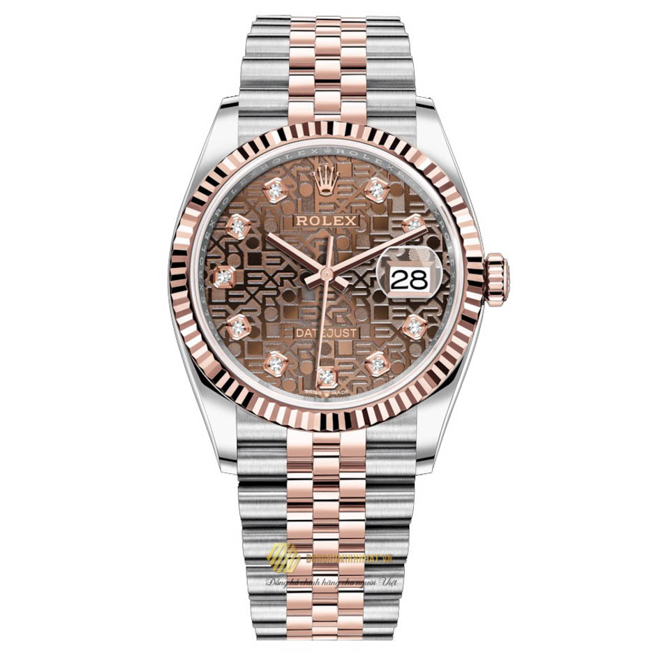 ĐỒNG HỒ ROLEX 126231 OYSTER PERPETUAL DATE JUST AUTOMATIC SIZE 36MM