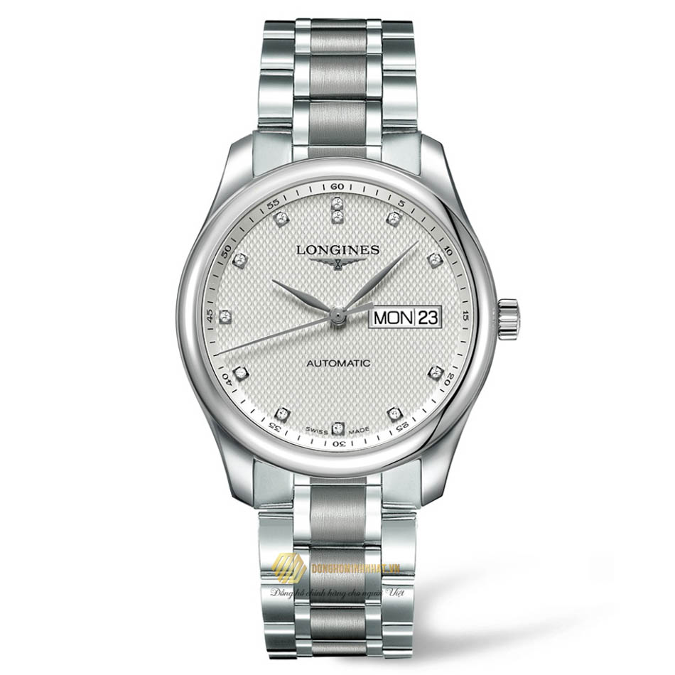 ĐỒNG HỒ NAM LONGINES MASTER COLLECTION L2.755.4.77.6 WATCH 38.5MM