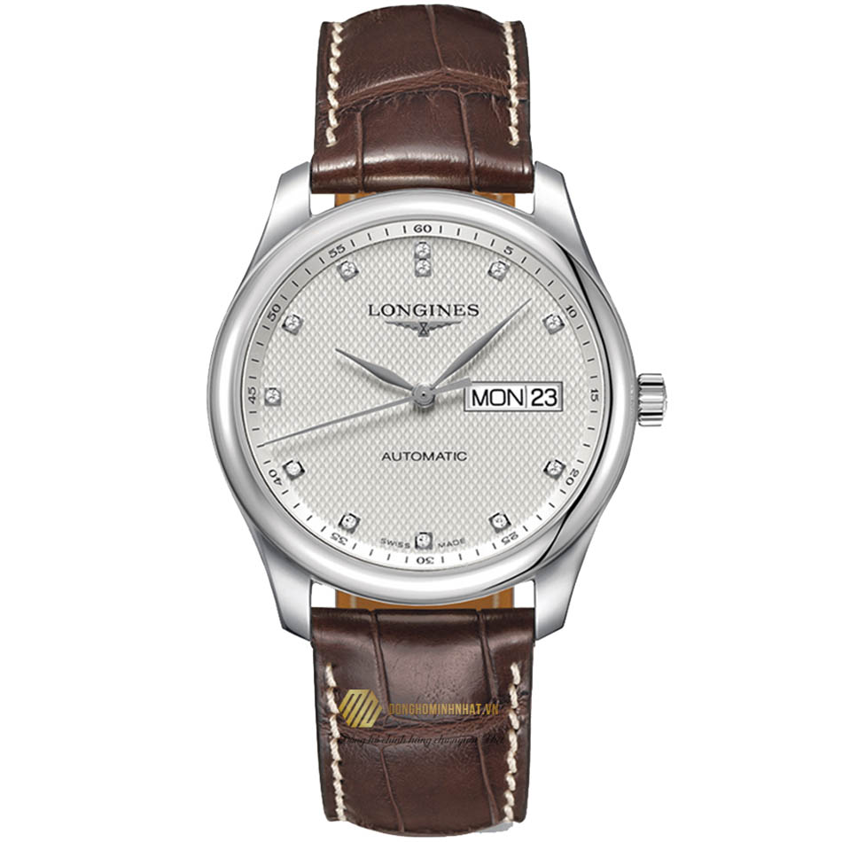 ĐỒNG HỒ NAM LONGINES MASTER COLLECTION L2.755.4.77.3 WATCH 38.5MM – L27554773